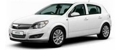 Opel Astra 2004-2006 H